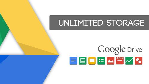 Chia sẻ cách nhận Google Drive miễn phí không giới hạn dung lượng 2020