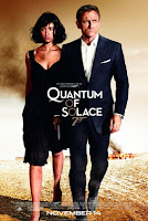 James Bond - Quantum of Solace (Blue-Ray)