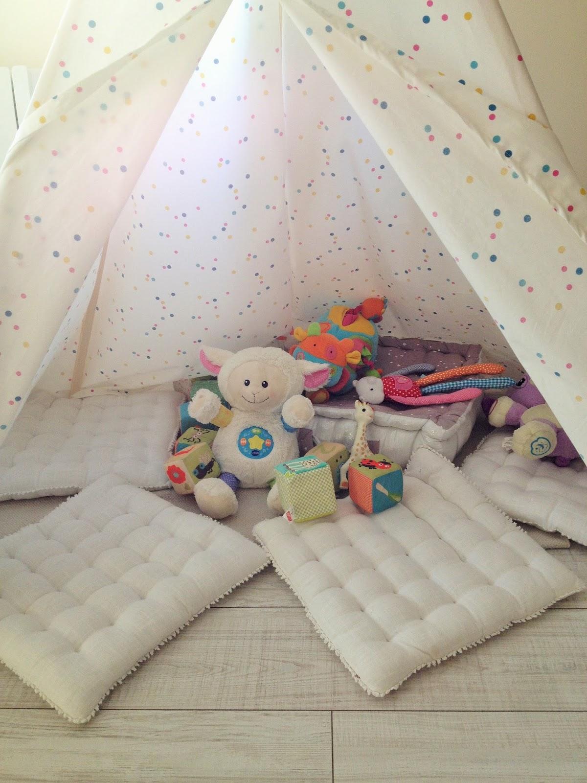 diy mon tipi pour enfant home made globeshoppeuse. Black Bedroom Furniture Sets. Home Design Ideas