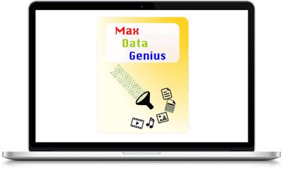 MaxDataGenius Pro 1.9.6.22 Full Version