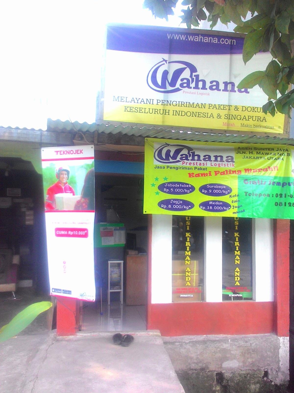 Agen Wahana Mawar Sunter Jaya