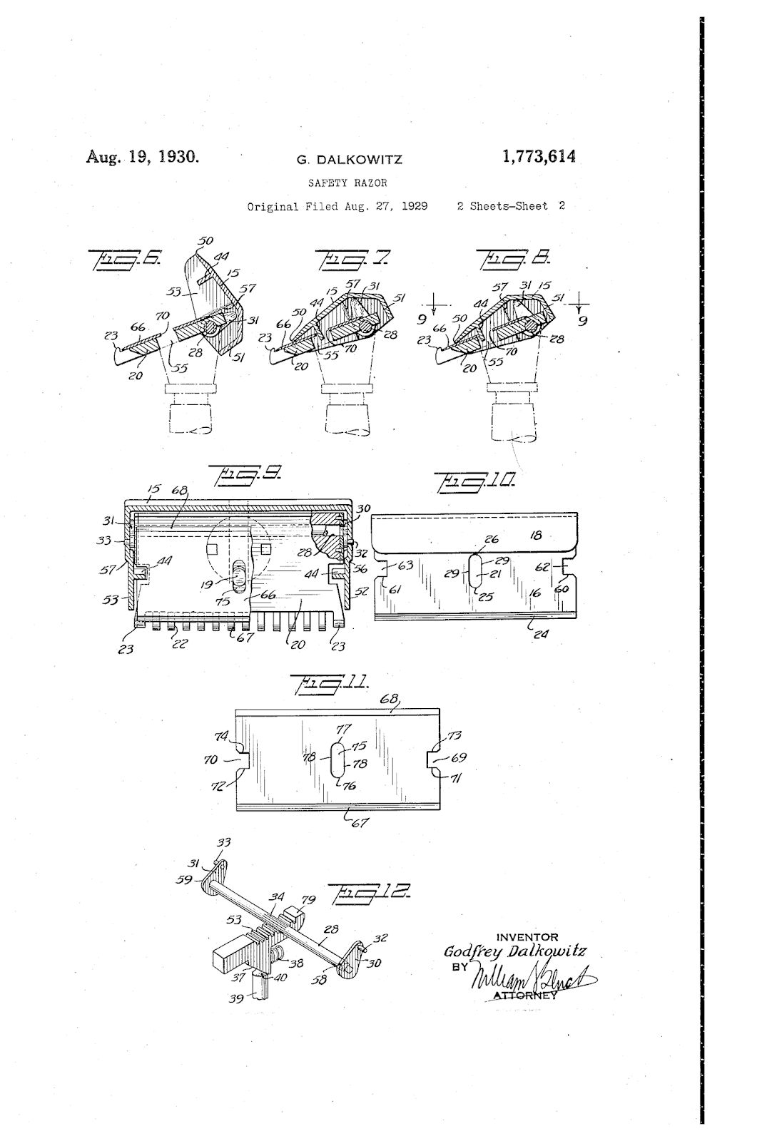 [Image: US1773614-drawings-page-2.png]