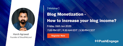 """Blog Monetization - How to increase your blog income?"""