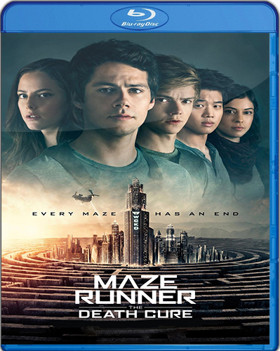 Maze Runner: The Death Cure [2018] [BD50] [Latino]