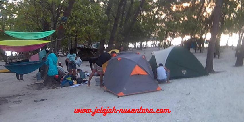 paket wisata private trip pulau harapan kepulauan seribu