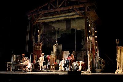 Cilea: Adriana Lecouvreur - Royal Opera House  (photo ROH / Catherine Ashmore)