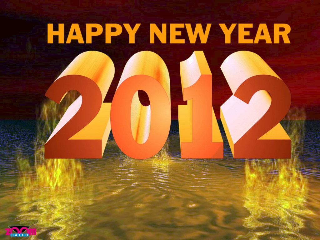 happy new year 2012 happy new year 2012 happy new. 1024 x 768.Happy New Year Foto
