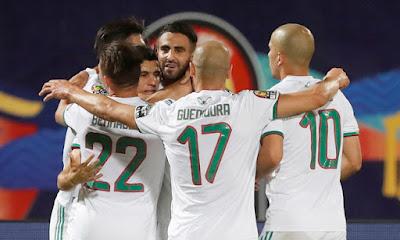 مباراة الجزائر والكونغو يلا شوت