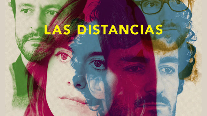 Las distancias (2018) BRRip 1080p Castellano