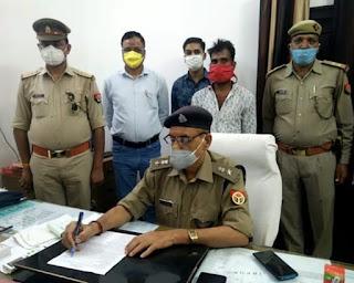 थाना आटा पुलिस द्वारा अवैध असलहा के साथ अभियुक्त गिरफ्तार    संवाददाता, Journalist Anil Prabhakar.                                                                                             www.upviral24.in