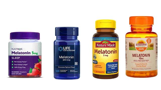 كيف تساعدك حبوب الميلاتونين على النوم؟