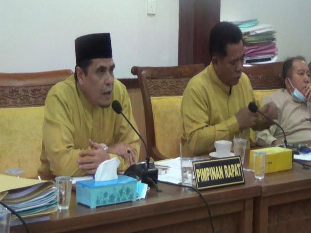 Sekretaris Komisi III DPRD Batam Minta BP Batam dan PT Moya Batam Menyikapi Keluhan Warga