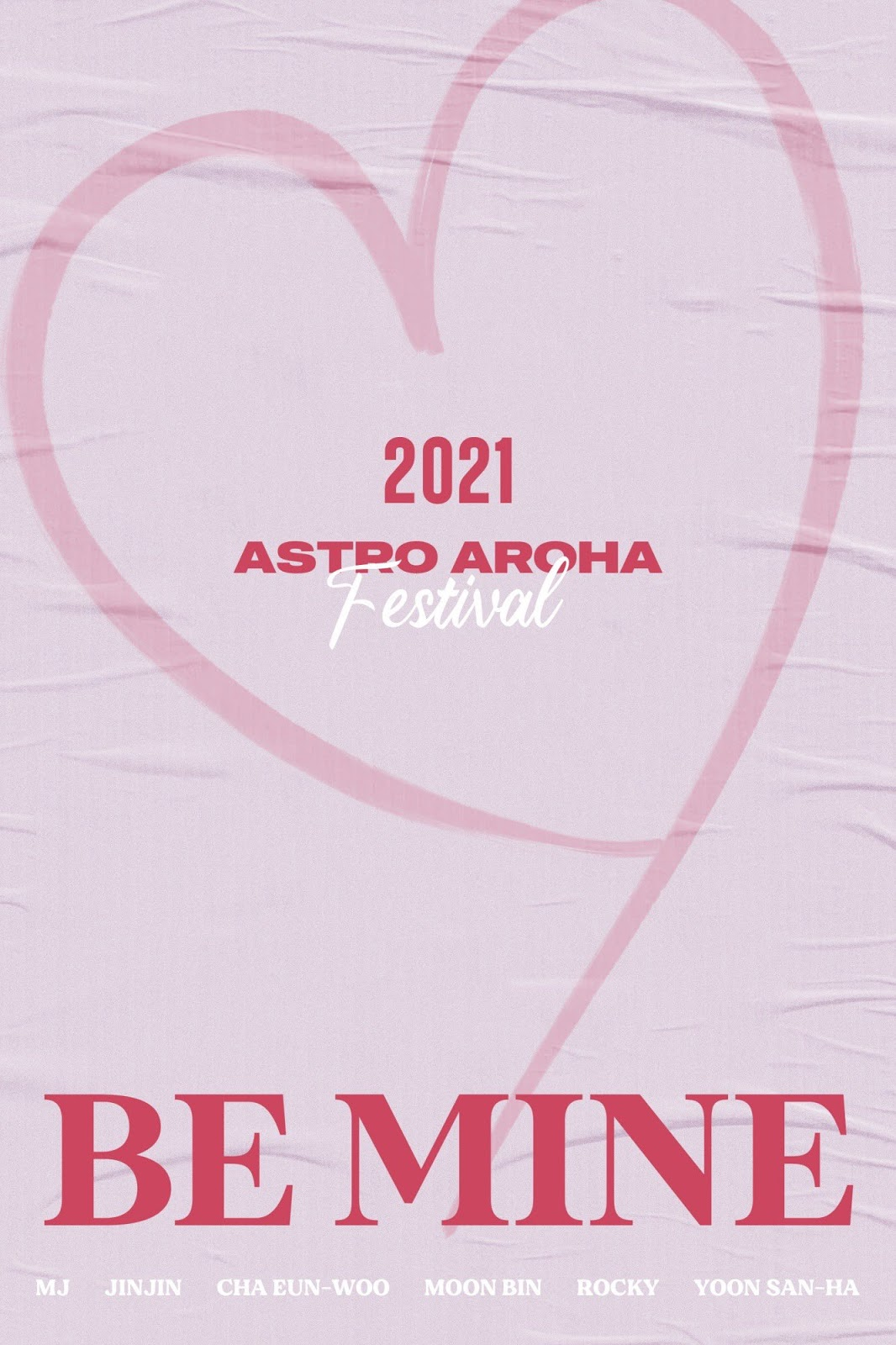 astro fanmeeting aaf be mine