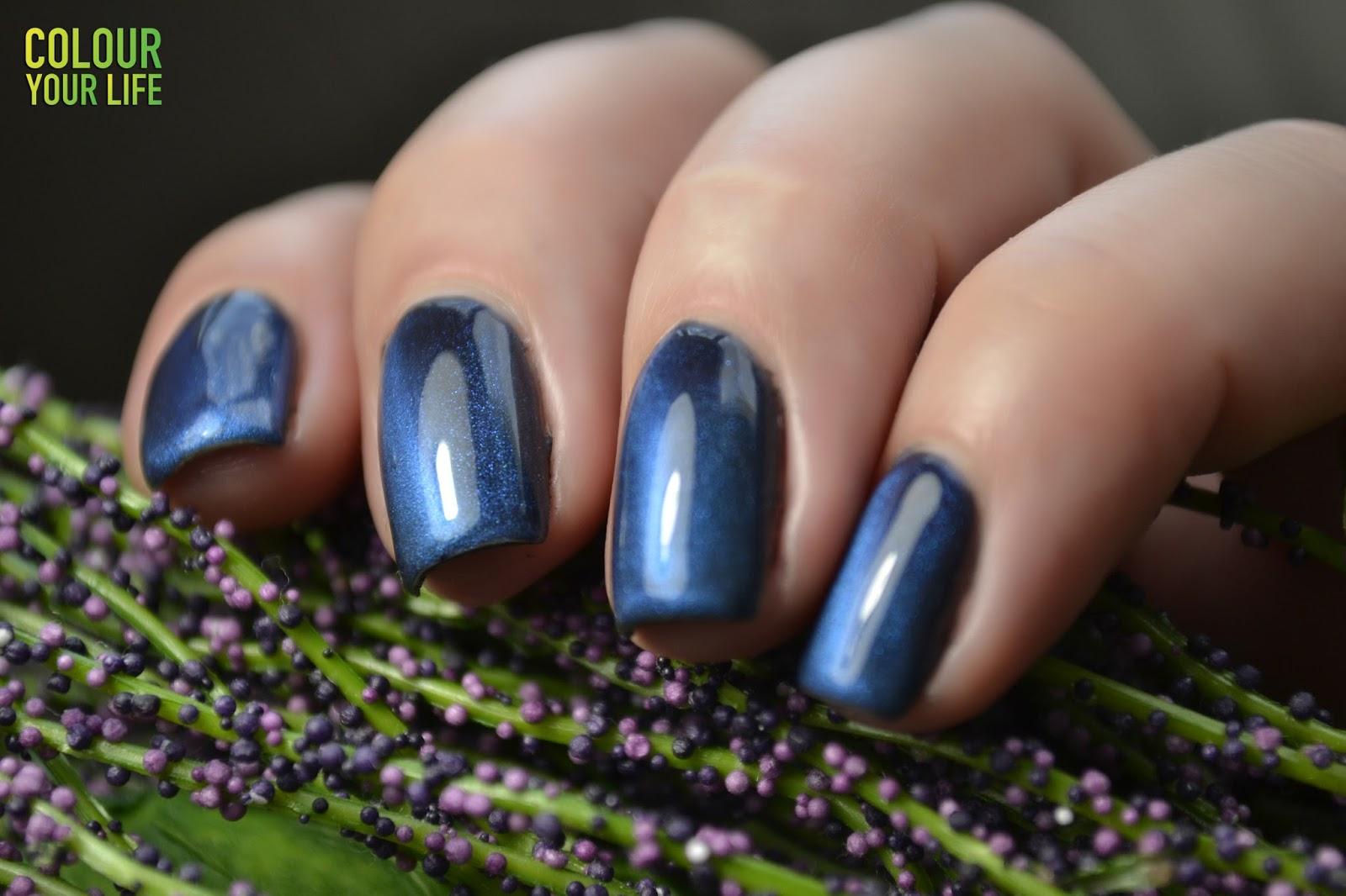 Colour your life: Soak-off cat eye nail polish review