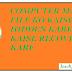 Computer ki file ko kaise hidden kare or dowara show kare