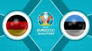 مشاهدة مباراة ألمانيا وأستونيا بث مباشر اليوم 13-10-2019 في تصفيات اليورو 2020