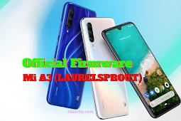 Firmware Xiaomi Mi A3 (LaurelSprout)