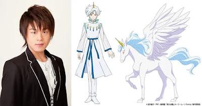 Yoshitsugu Matsuoka interpretará a Pegasus / Helios en la película.