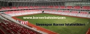 Sivasspor'un Bu Sezon Süper Lig Maçlarıdaki Korner Sayıları  Sivasspor 2019-2020 sezonunda maç başına kaç köşe vuruşu kazandı? Sivas'ın kendi kullandığı ve rakiplerine kazandırdıgı kornerlerin istatistikleri