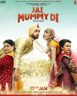 Jai Mummy Di: Budget, Hit or Flop, Box Office Collection, Jai Mummy Di 2020 Movie Predictions, Screen Count, Running Time