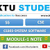 Note for System Software CS303 Module-1 | S5 CSE