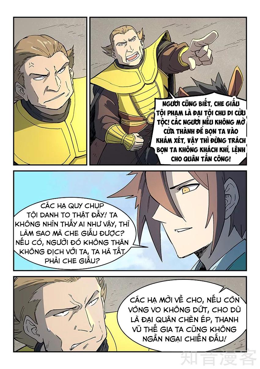 Tinh Võ Thần Quyết Chapter 272 - Hamtruyen.vn