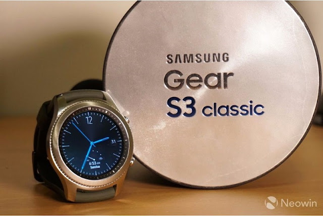 (Tổng Hợp) Rom combination cho Samsung Gear S3 Classic LTE (SM-R775)