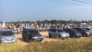 Peringati 1 Muharram, Polisi Bubarkan Kirab Bendera yang Diikuti Eks Anggota HTI