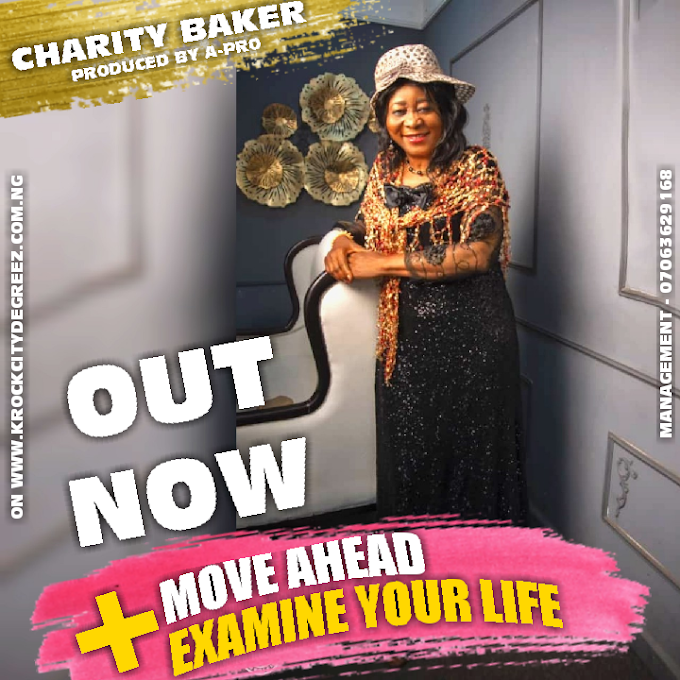MUSIC: Charity Baker – Move Ahead + Examine Your Life