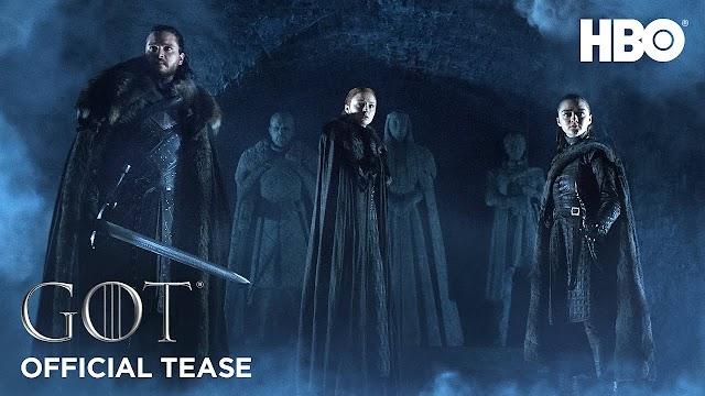 Siapkah Kalian Nonton Kembali Game of Thrones Season 8