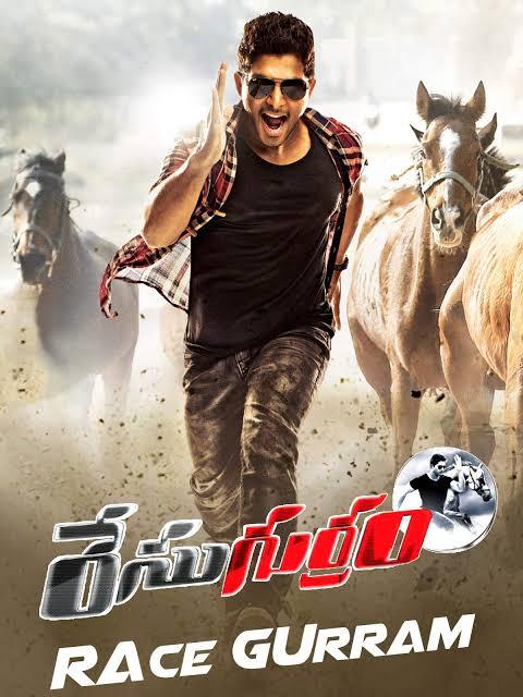 Race Gurram 2014 Full Movie Download in Hindi 480p movierulz