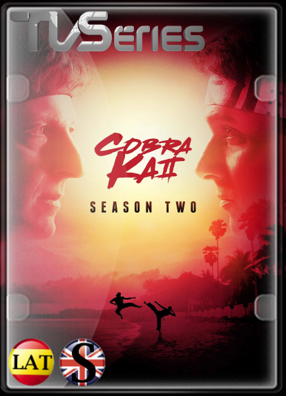 Cobra Kai (TEMPORADA 2) WEB-DL 1080P LATINO/INGLES