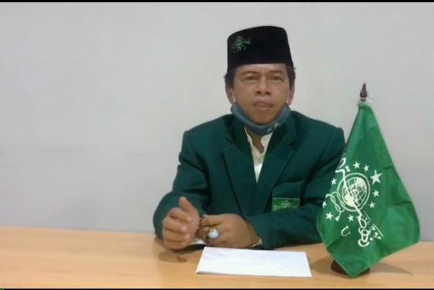 PCNU Jakarta Barat Bagikan 2.000 Masker Gratis