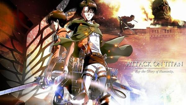 Attack on Titan - Tấn Công Người Khổng Lồ (2013)