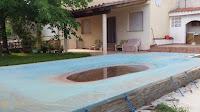 chalet en venta urb tossal de vera castellon piscina1