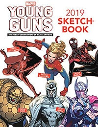 Young Guns Sketchbook