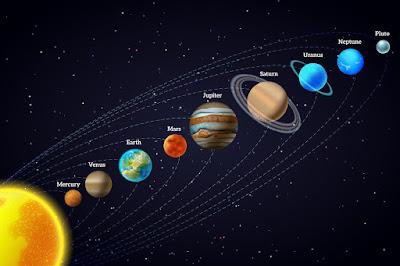 تحميل الكواكب والأجرام السماوية بصيغة الفيكتور2