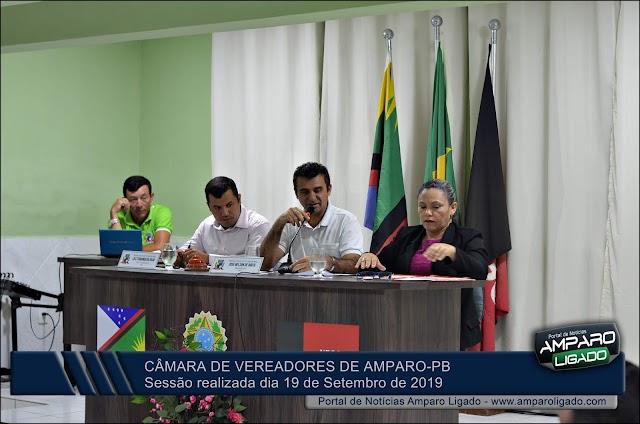 Câmara de Vereadores de Amparo realizou sessão nessa quinta-feira, confira os destaques