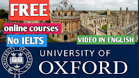 University of Oxford Free Courses