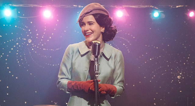 Los Lunes Seriéfilos emmy 2019 mejor comedia the marvelous mrs maisel