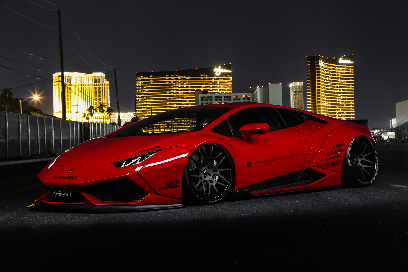 Liberty Walk Lends Lamborghini Huracan More Visual Drama ...