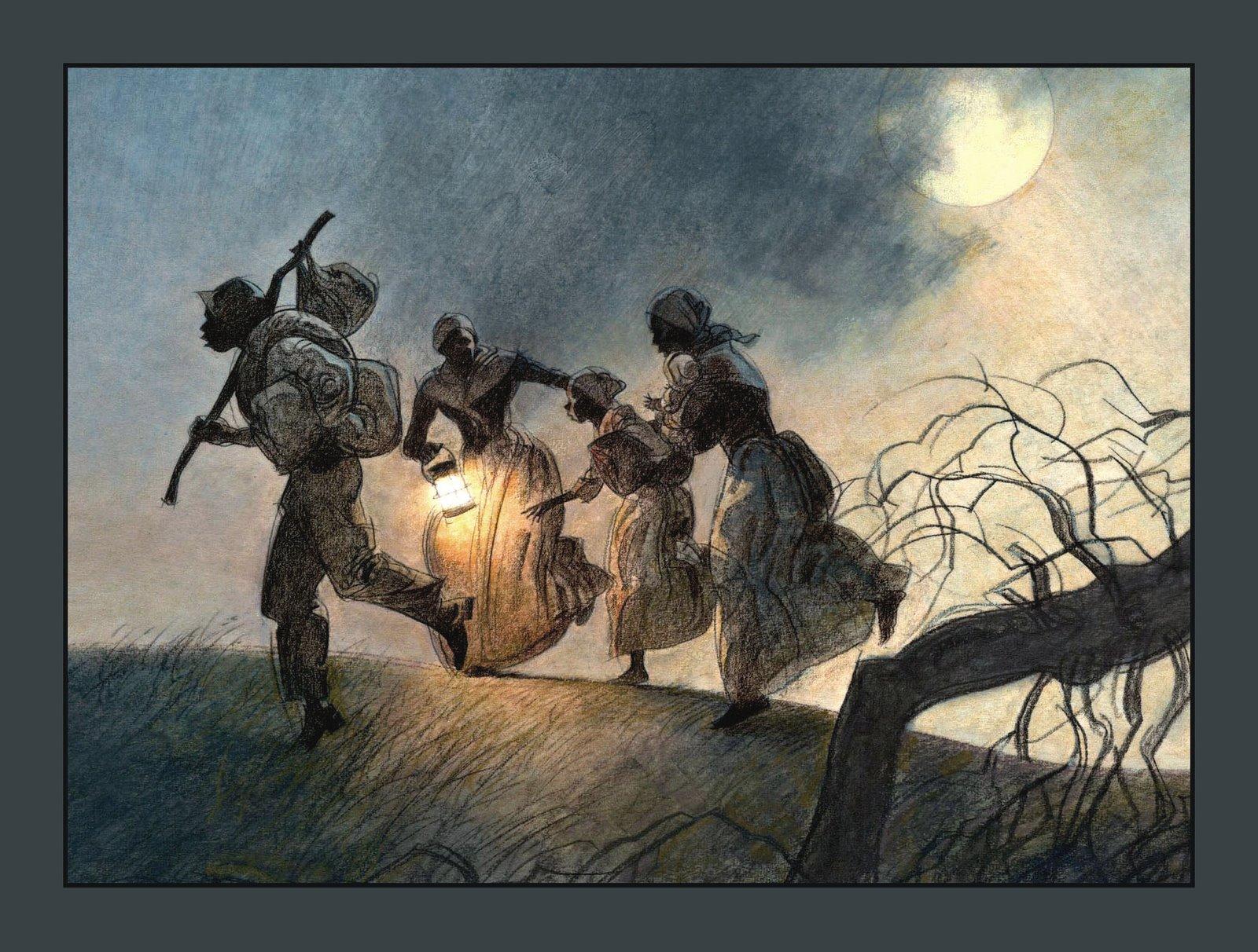 A Gastronomic Tour Through Black History Bhm The Underground Railroad Escape To Freedom