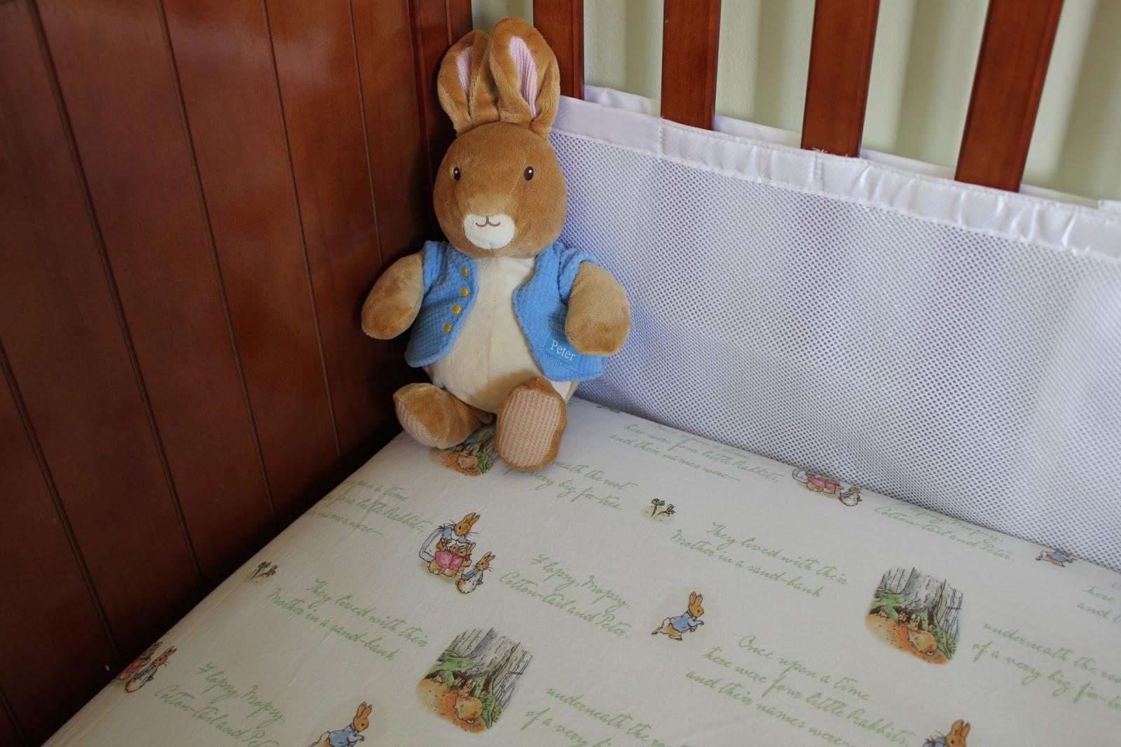 Your Royal Blogstress Peter Rabbit Nursery