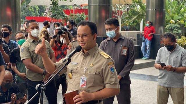 Kualitas Anies Beda dengan Pembantu Jokowi, Refly Harun: Mereka Cepat Marah dan Lapor Polisi