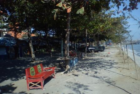 Gambar didalam lokasi taman Kartini Rembang