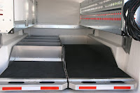 Fleetwest Durashell 1000 lb. dual slide