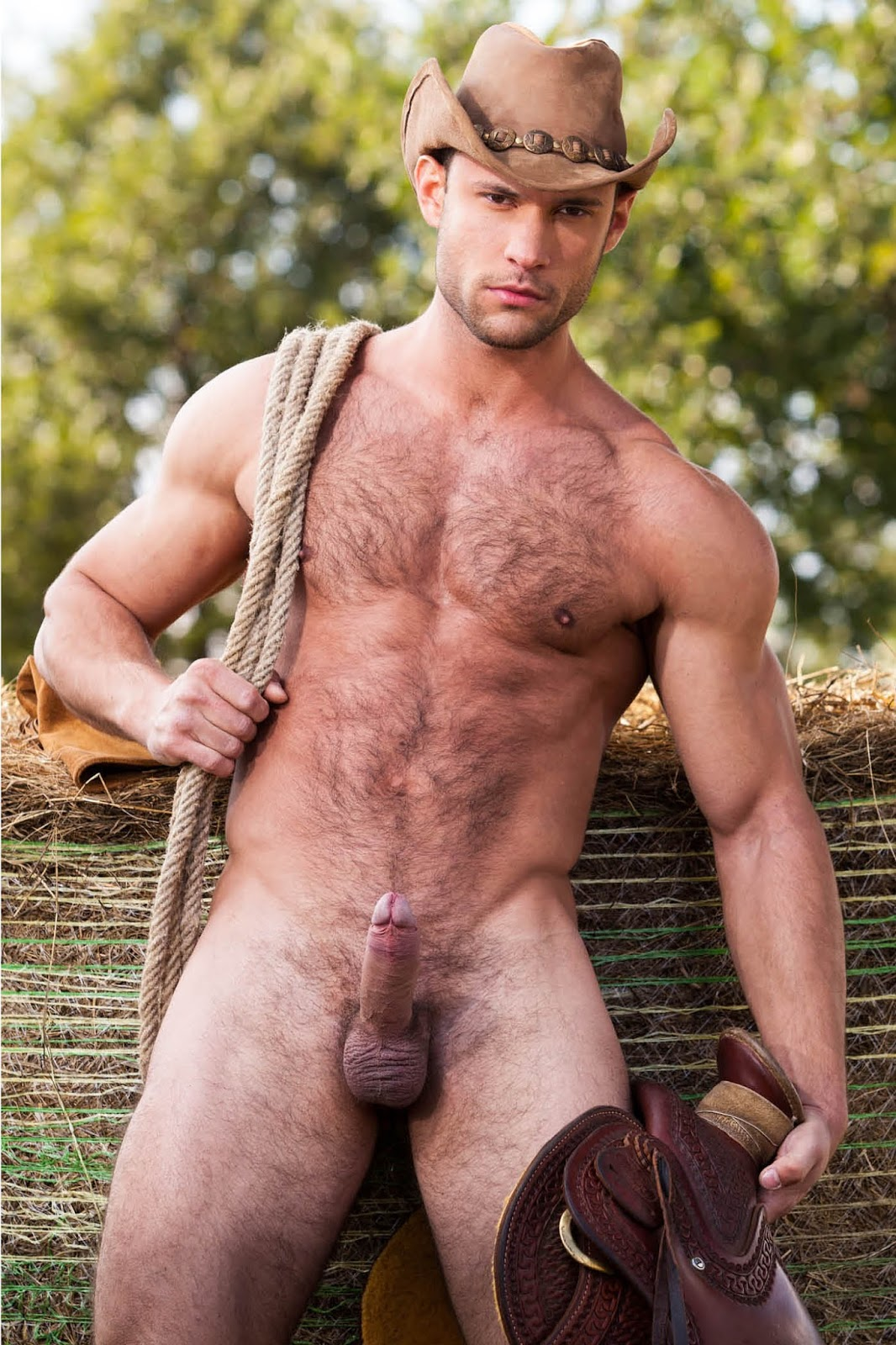 Muscle Hairy Hunks With Big Hard
