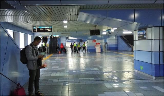 Stasiun Juanda - Jadwal KRL Juanda Terbaru