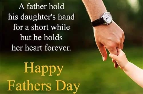 99+ Cute Fathers Day Messages From Daughter With Images
