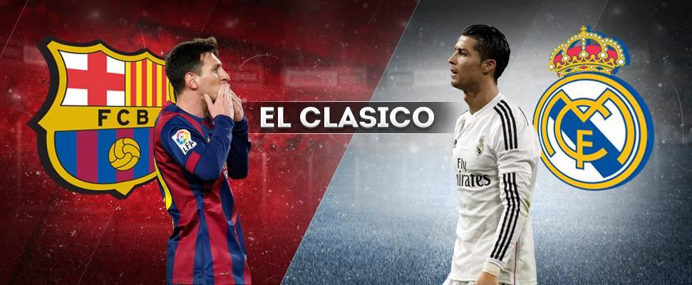 مجانا الكلاسيكو الاسبانى بين برشلونة و ريال مدريد في السوبر الأسباني على التليفزيون المصرى real-madrid-vs-barcelona
